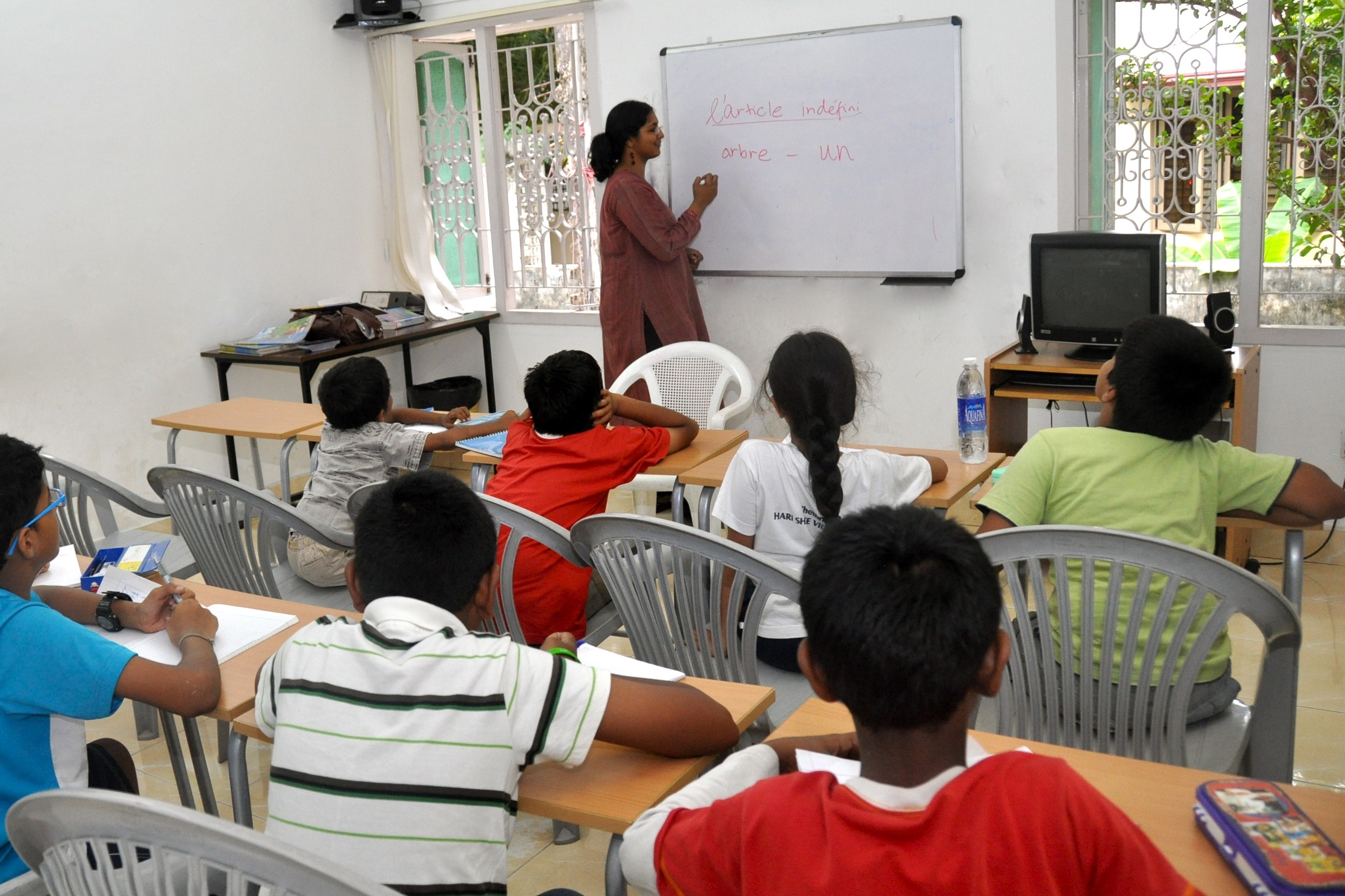 Best French course in Chennai